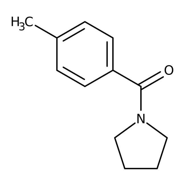 Alfa Aesar™1-(4-Methylbenzoyl)pyrrolidine, 97%