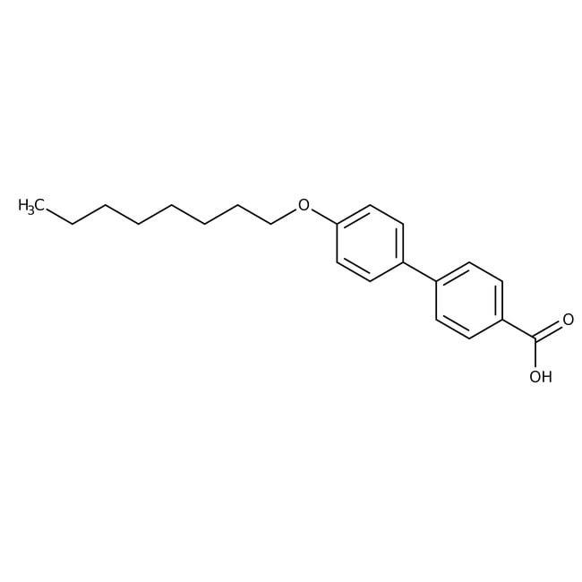 Alfa Aesar  4'-n-Octyloxybiphenyl-4-carboxylic acid, 99%
