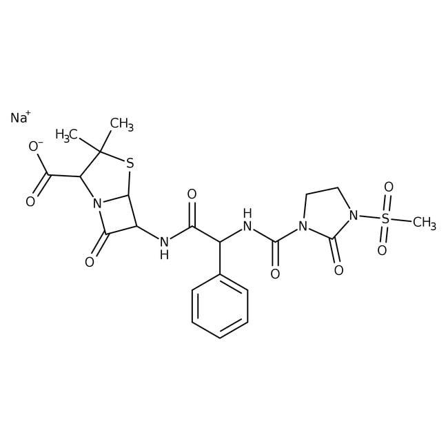 Alfa Aesar™Mezlocillin sodium salt