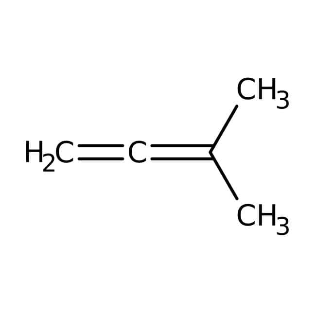 3-Methyl-1,2-butadiene 97.0 %, TCI America