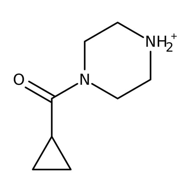 1-(Cyclopropylcarbonyl)piperazine, 97%, Acros Organics