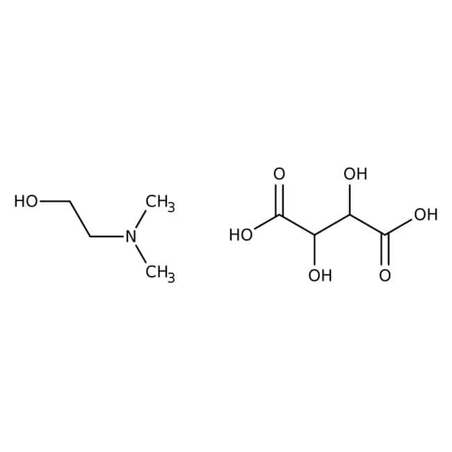 Dimethylaminoethanol Bitartrate, Powder, 99%, Spectrum
