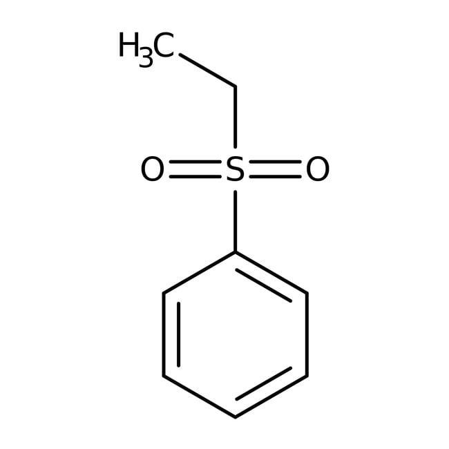 Ethyl phenyl sulfone, 98%, ACROS Organics