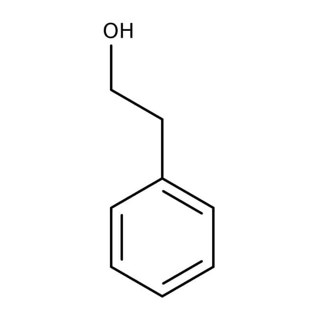 Phenethyl alcohol, 99%, ACROS Organics