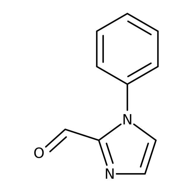 1-phenyl-1H-imidazole-2-carbaldehyde, Maybridge Amber Glass Bottle; 1g 1-phenyl-1H-imidazole-2-carbaldehyde, Maybridge