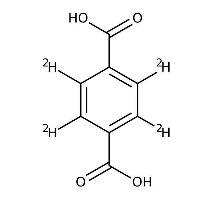 Terephthalic-d4 acid, for NMR, 98% atom D, ACROS Organics