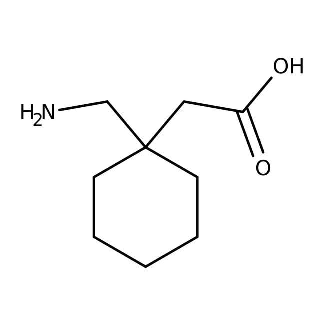 Gabapentin, ACROS Organics™ 5g Gabapentin, ACROS Organics™