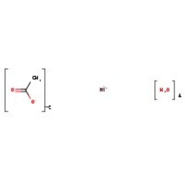 Nickel(II) acetate hydrate, >99%, Alfa Aesar™