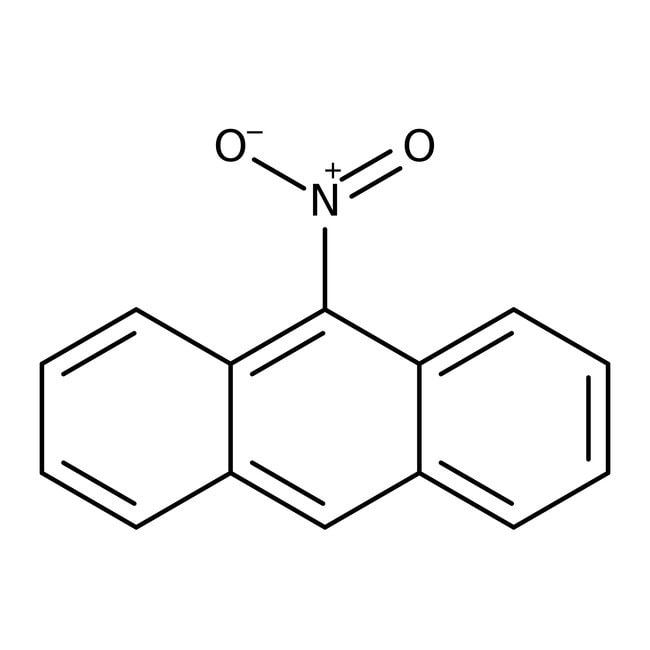 9-Nitroanthracene matrix substance for MALDI-MS, 98.5% (HPLC), MilliporeSigma