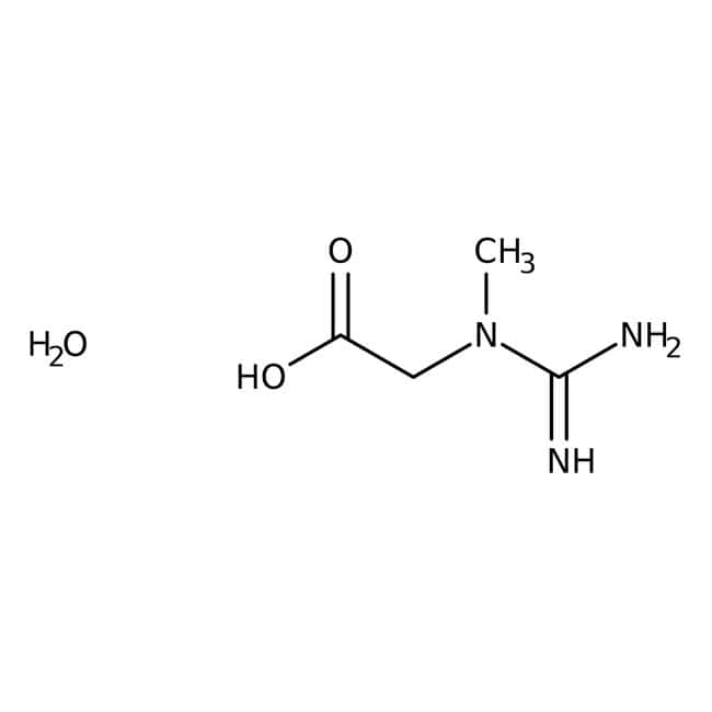 Creatine monohydrate, 99%, ACROS Organics™