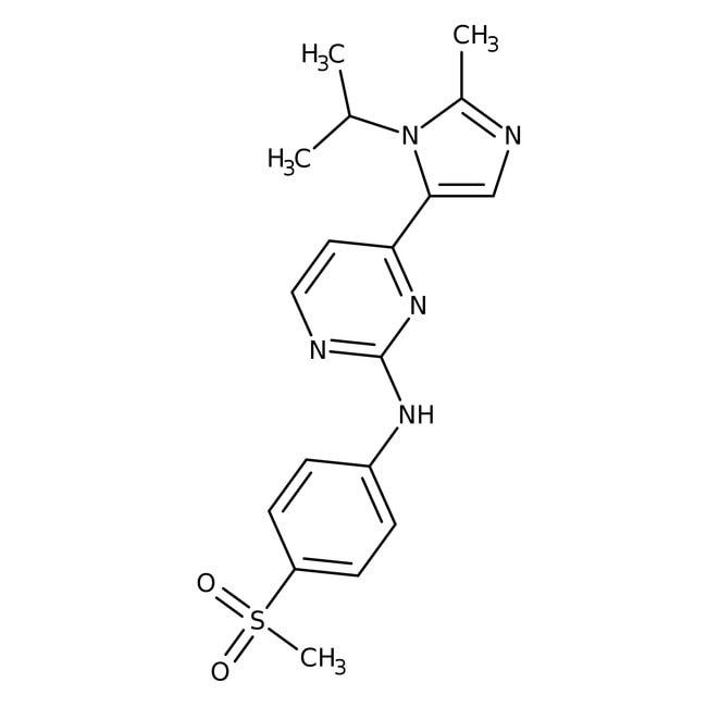 AZD 5438, Tocris Bioscience™ 10mg AZD 5438, Tocris Bioscience™