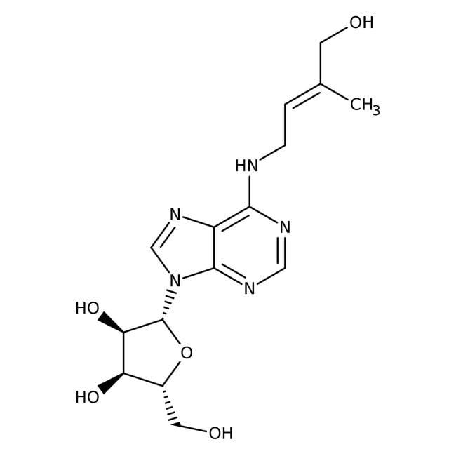 trans-Zeatin-riboside, 97%, ACROS Organics