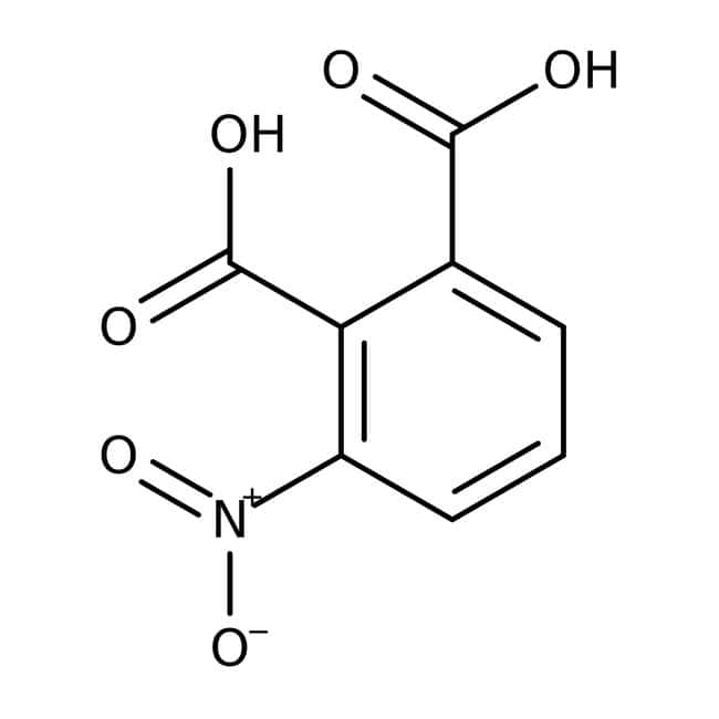 3-Nitrophthalsäure, 95%, ACROS Organics™ 500g; Kunststoffflasche 3-Nitrophthalsäure, 95%, ACROS Organics™
