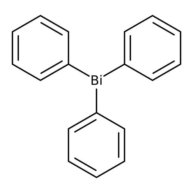 Alfa Aesar  Triphenylbismuth, 99+%