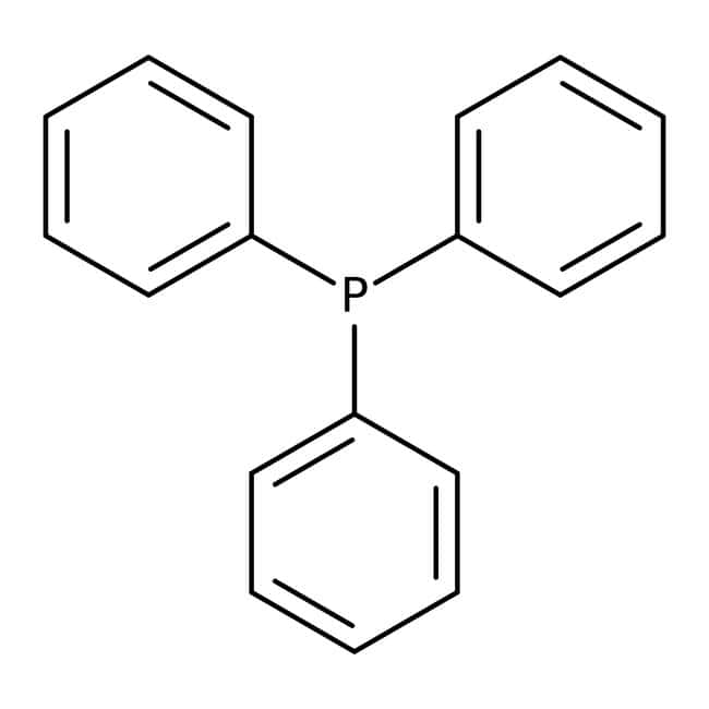 Triphenylphosphin, 99 %, ACROS Organics™: Benzene and substituted derivatives Benzenoids