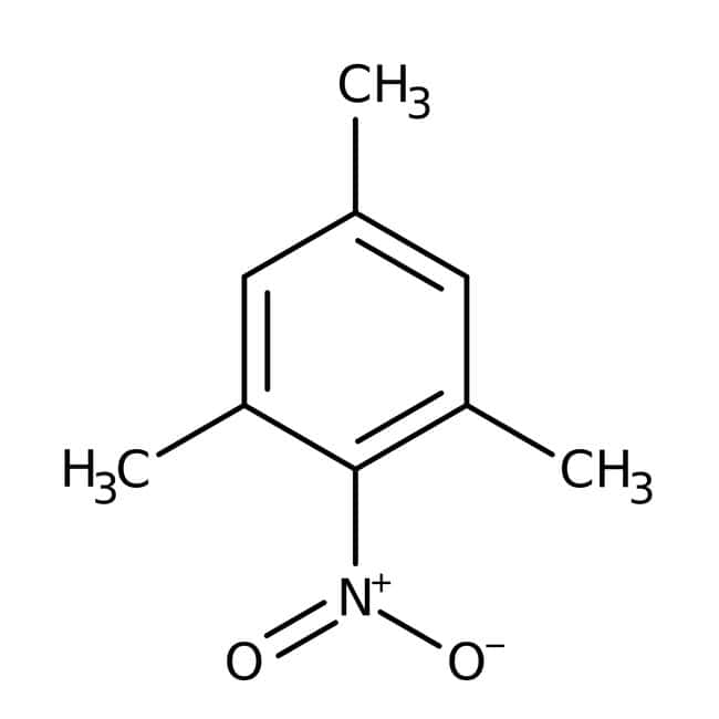 2-Nitromesitylen, 99%, ACROS Organics™  2-Nitromesitylen, 99%, ACROS Organics™