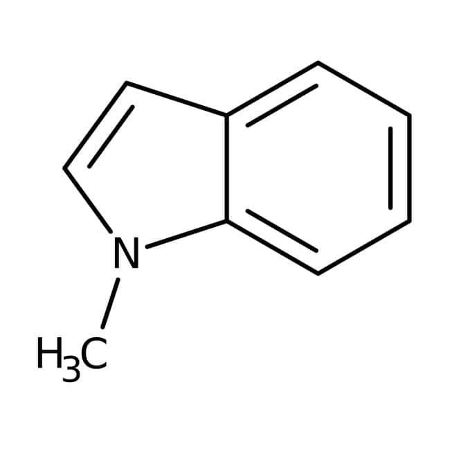 1-Methylindole, 98+%, ACROS Organics