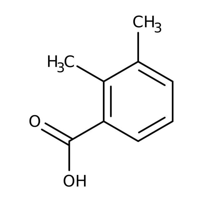 Alfa Aesar™2,3-Dimethylbenzoic acid, 98% 5g Alfa Aesar™2,3-Dimethylbenzoic acid, 98%
