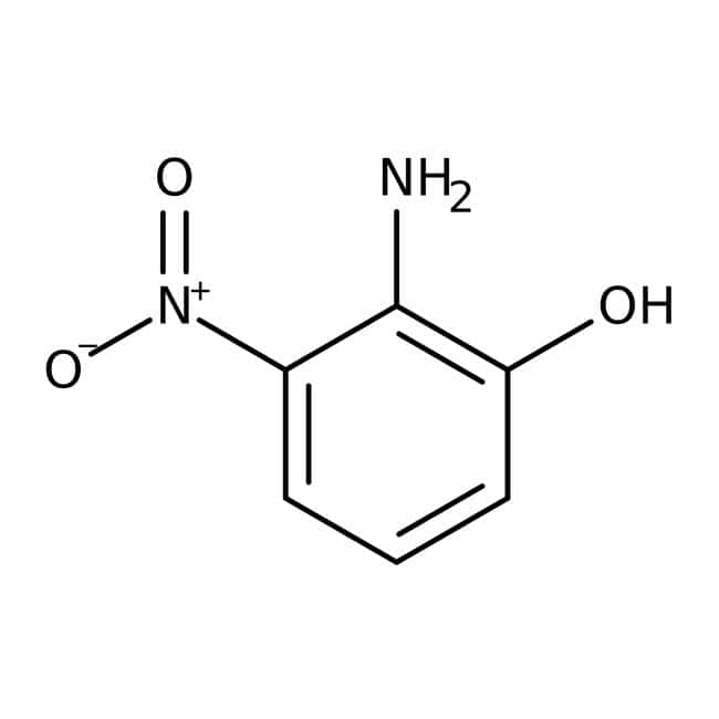2-Amino-3-nitrophenol, 98%, ACROS Organics™ 25g 2-Amino-3-nitrophenol, 98%, ACROS Organics™