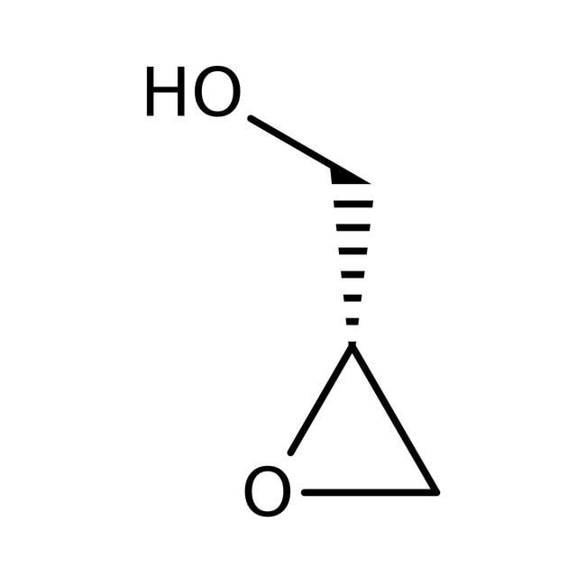 Alfa Aesar™(S)-(-)-Glycidol, ≥99%, ee ≥99% 5g Alfa Aesar™(S)-(-)-Glycidol, ≥99%, ee ≥99%