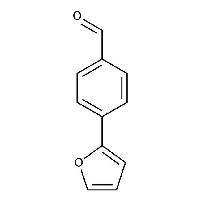 4-(2-furyl)benzaldehyde, Maybridge™ 1g 4-(2-furyl)benzaldehyde, Maybridge™