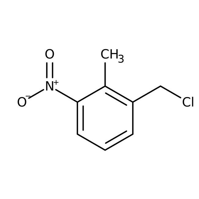 2-Methyl-3-nitrobenzyl chloride, 97%, ACROS Organics