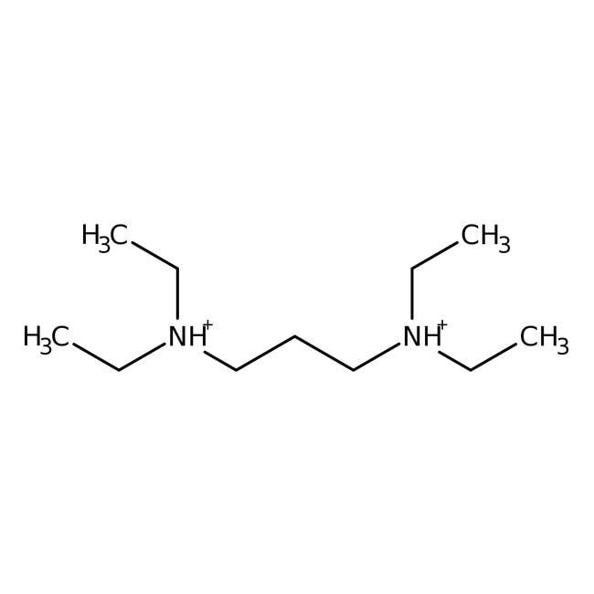 Alfa Aesar™N,N,N',N'-Tetraethyl-1,3-propanediamine, 97% 5g Alfa Aesar™N,N,N',N'-Tetraethyl-1,3-propanediamine, 97%