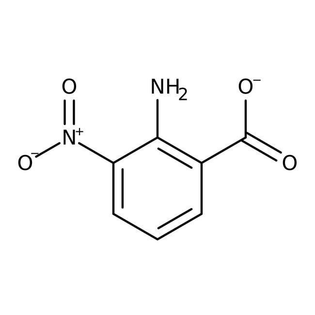 2-Amino-3-nitrobenzoic acid, 97%, ACROS Organics™