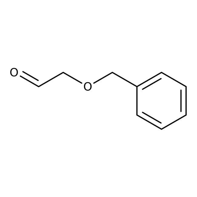 Benzyloxyacetaldehyde, 95%, stabilized, ACROS Organics™ 5g Benzyloxyacetaldehyde, 95%, stabilized, ACROS Organics™