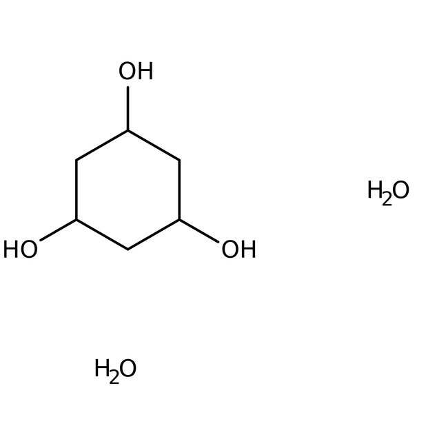 cis,cis-1,3,5-Cyclohexanetriol dihydrate, 98%, Acros Organics