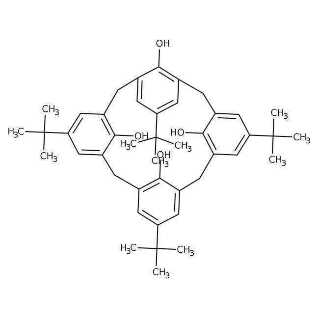 4-tert-Butylcalix[4]arene, 99%, ACROS Organics™
