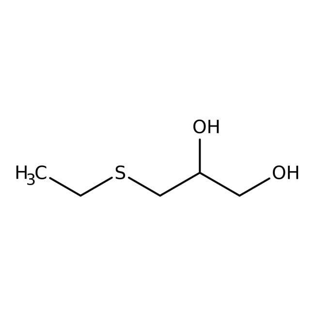 3-Ethylthio-1,2-propanediol 97%, ACROS Organics