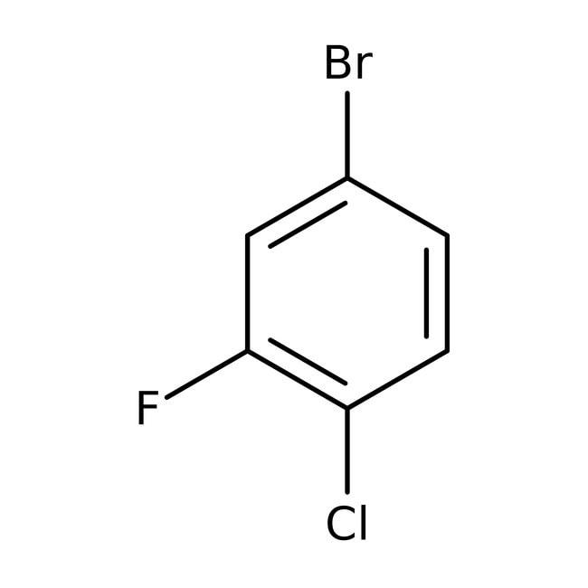 Alfa Aesar  4-Bromo-1-chloro-2-fluorobenzene, 98%