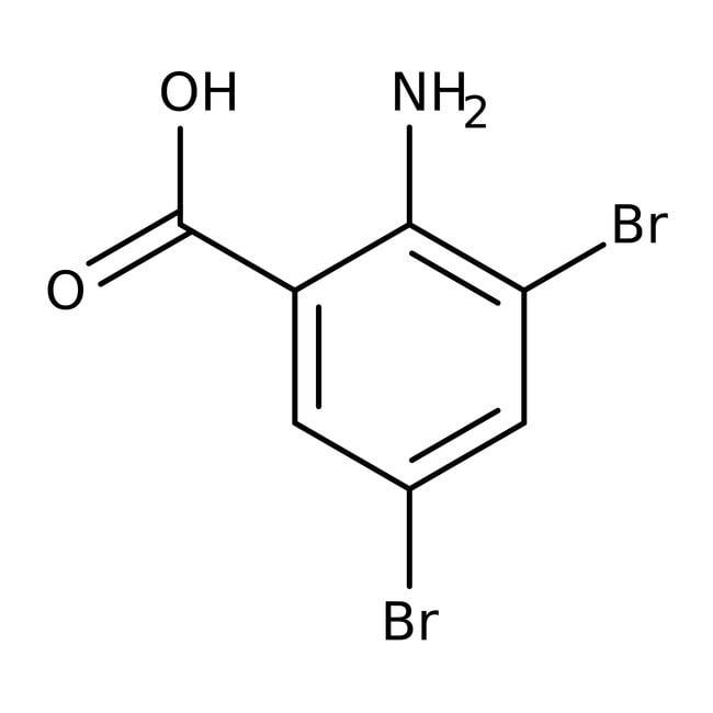 2-Amino-3,5-dibromobenzoic acid, Maybridge™