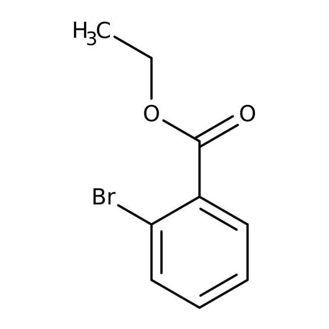 Alfa Aesar™2-Bromobenzoato de etilo, +98% 250g Alfa Aesar™2-Bromobenzoato de etilo, +98%