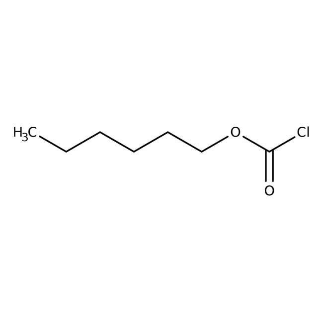 Hexyl chloroformate, 98%, ACROS Organics™