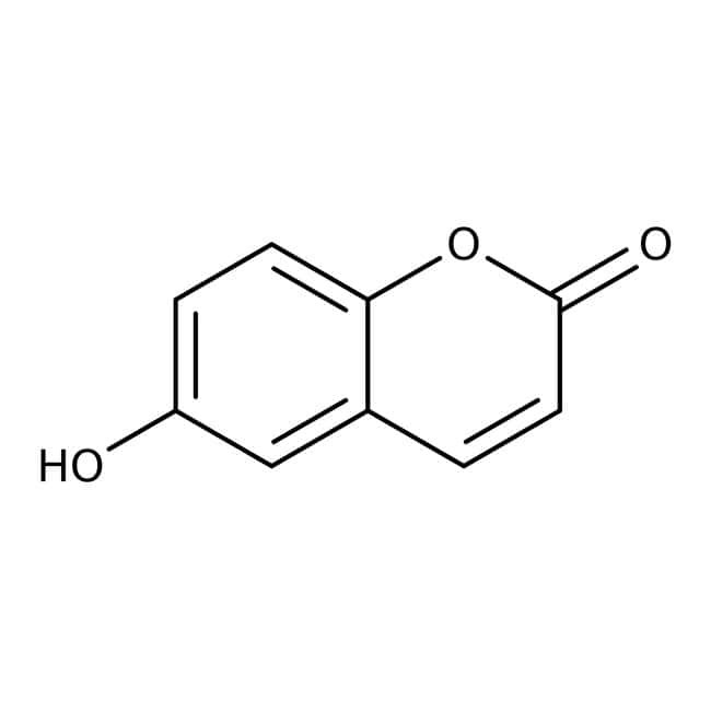 6-Hydroxycoumarin, 98%, Acros Organics™ 5g 6-Hydroxycoumarin, 98%, Acros Organics™