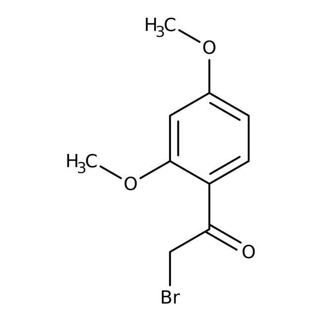 Alfa Aesar  2-Bromo-2',4'-dimethoxyacetophenone, 98%
