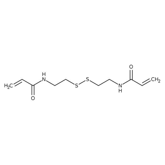 N,N′-Bis(acryloyl)cystamine, 98%, Alfa Aesar™