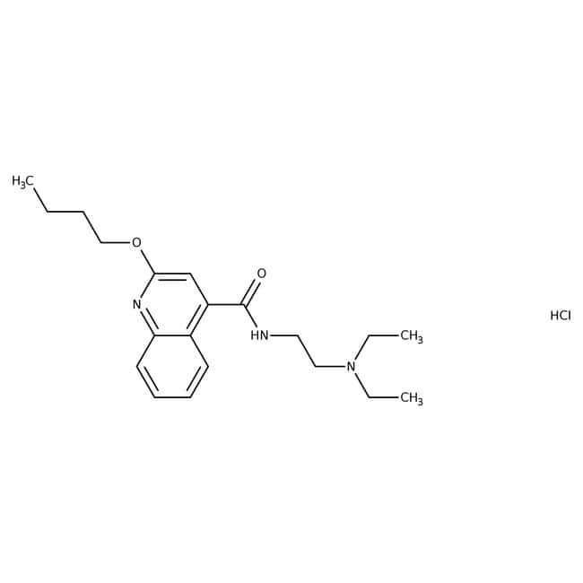 Dibucaine hydrochloride, 99%, MilliporeSigma Supelco:Buffers and Standards:Chromatography