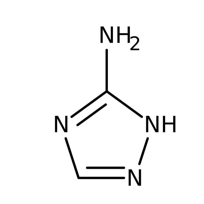 3-Amino-1H-1,2,4-triazole, 95%, ACROS Organics™