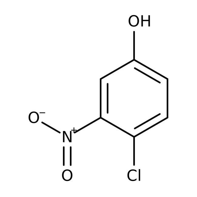 4-chloro-3-nitrophenol, 98%, ACROS Organics™