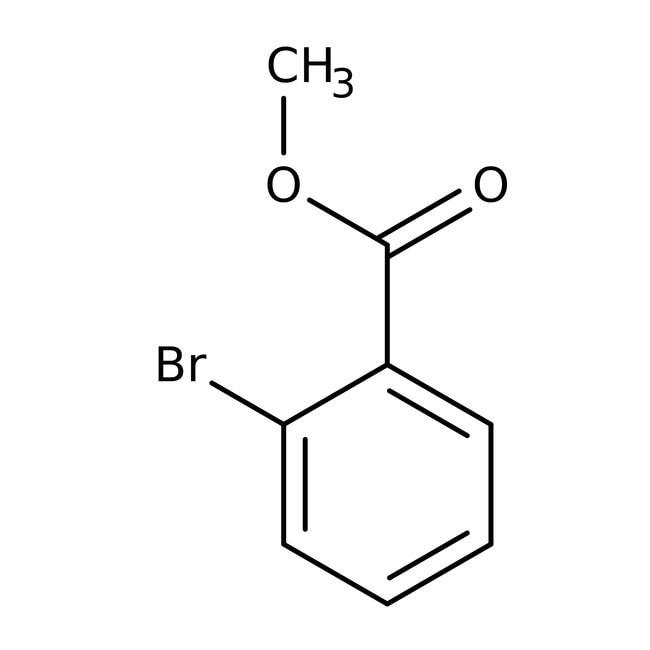 Alfa Aesar™Methyl 2-bromobenzoate, 99% 100g Alfa Aesar™Methyl 2-bromobenzoate, 99%