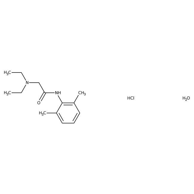 Lidocaine hydrochloride Pharmaceutical Secondary Standard, MilliporeSigma