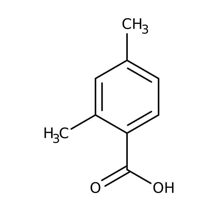 2,4-Dimethylbenzoic acid, 98%, ACROS Organics™
