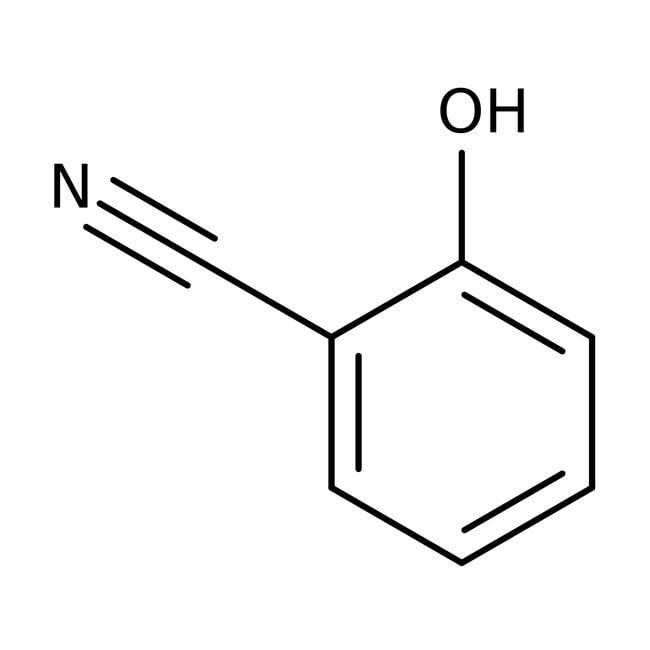 2-Cyanophenol, 99%, ACROS Organics™ 100g; Glass bottle 2-Cyanophenol, 99%, ACROS Organics™