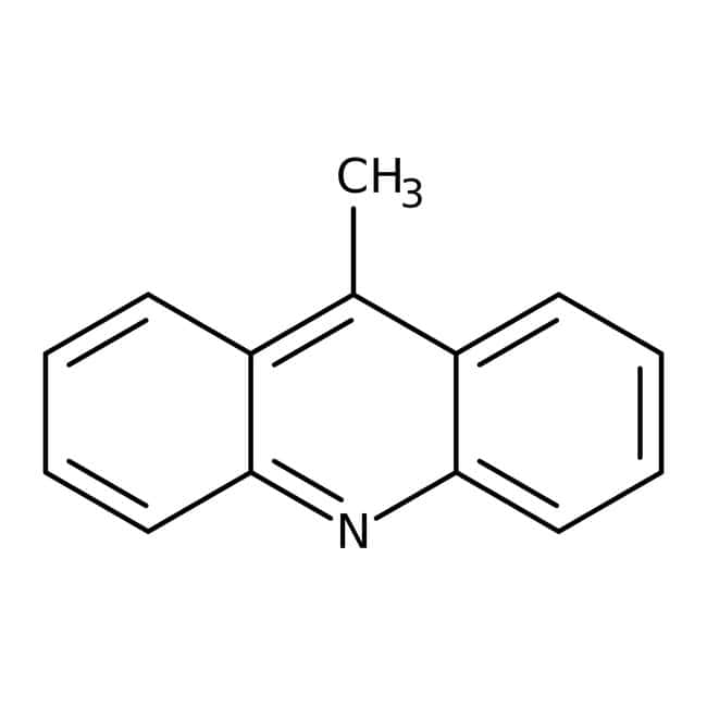 9-Methylacridine 97.0 %, TCI America