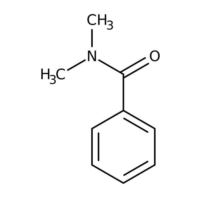 N,N-Dimethylbenzamide, 98+%, Alfa Aesar™ 100g N,N-Dimethylbenzamide, 98+%, Alfa Aesar™