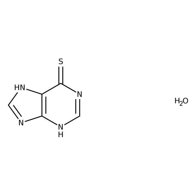 6-Mercaptopurine Monohydrate 98.0+%, TCI America™