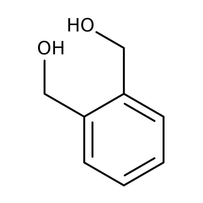 1,2-Benzenedimethanol, 97%, ACROS Organics